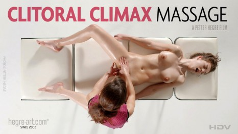 Clitoral Climax Massage