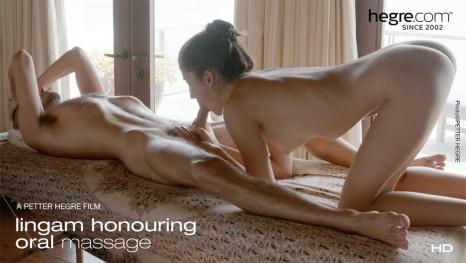 Lingam Honouring Oral Massage