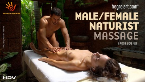 Male / Female Naturist Massage