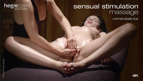 Sensual Stimulation Massage